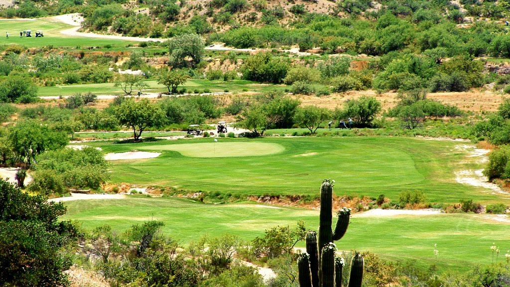 casino arizona golf courses